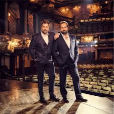NEW DATE AGAIN!!  PG  2hrs 27minsDelayed screening.  The world's ultimate musical duo, Michael Ball and Alfie Boe are 'Back Together' and set to delight cinema audiences up and down the country with the final show of their sold-out tour.The superstar pair will take on their favourite musical theatre, pop and rock tracks at the O2 Arena, performing songs such as: 'The Greatest Show'; 'Something Inside so Strong' and a brilliantly arranged 'Queen Medley'. Showcasing their phenomenal voices and undeniable on-stage chemistry, Ball and Boe's irresistible charm will undoubtedly light up the big screen.