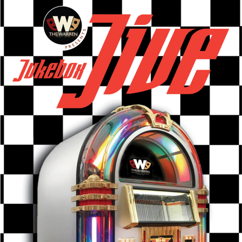 NEW DATES 2022The Warren are delighted to be bringing rock 'n' roll to the Wyllyotts with their fantastic musical show Juke Box Jive - featuring their own live band and over 30 classic 50's and 60's hits.   Set in Sam's Diner it's a joyful and uplifting celebration of two great era's in music. All Warren profits are donated to local charities - come and join the party!  A non-professional production by The Warren