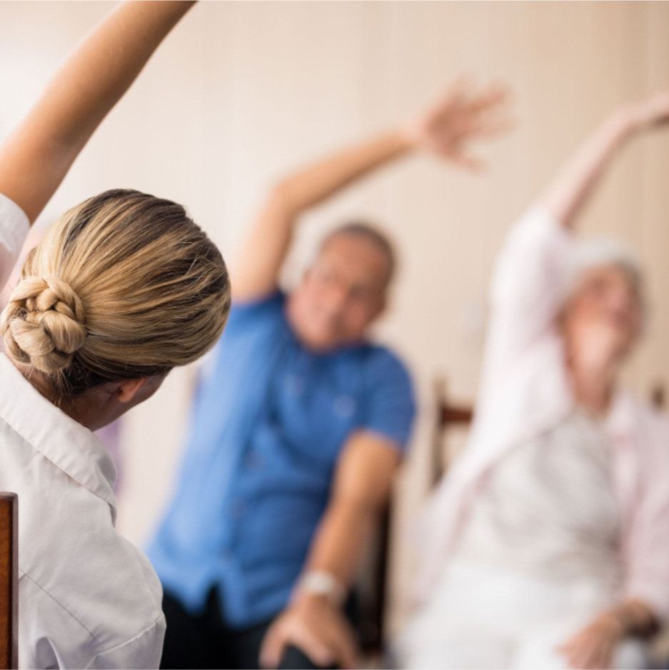 Chair Based Exercise Class (Friday)