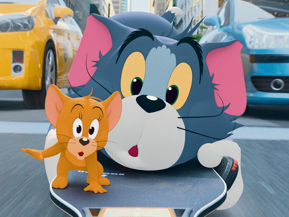 Tom and Jerry (PG)