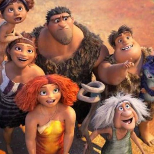 The Croods: A New Age (U)